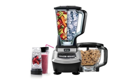 Ninja Supra Kitchen Blender System with Food Processor 90864251-8d0b-42aa-9714-2fcb79c7f3a9