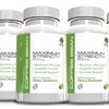 Green Coffee Bean Extract for Weight Loss 30-Cap Bottles (Pack of 4)