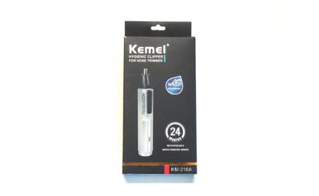 Mens Personal Hygiene Nose Ear Trimmer Rechargeable Shaver 7761dfe5-e530-4528-8a17-c96ce0694788