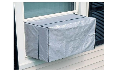 Outdoor Window AC Cover Air Conditioner Protector f26f5baa-b04e-4e85-aa7a-fbc66a557203