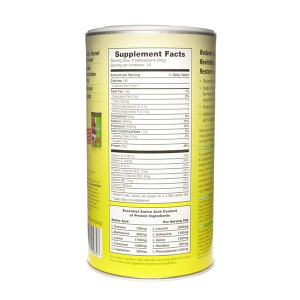 Almased Multi Protein Powder 17 6 Ounces