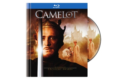 Camelot: 45th Anniversary (Blu-ray Book) db717d26-ec88-4120-8139-1dd1b58613e1