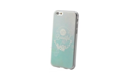 iPhone6 case -- Beautiful Baby Green