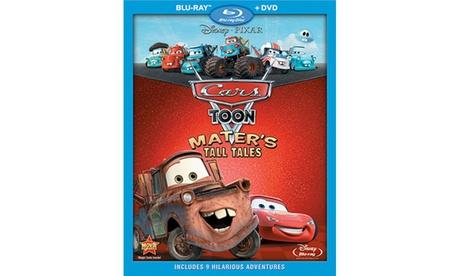 Cars Toon: Mater's Tall Tales 918f7e90-786f-4f0e-8e64-aaabc633522e