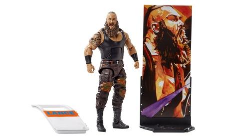 WWE Elite Collection Series # 58 Braun Strowman Action Figure ab939b6b-0a49-4e71-b2f2-20988305be99