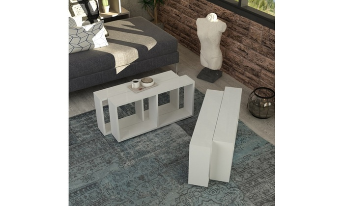 Calvin Coffee Table X X Living Room Table End - Calvin coffee table