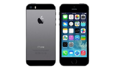 refurbished iphone 5s at t refurbished iphone 5s 32 gb unlocked groupon 15958