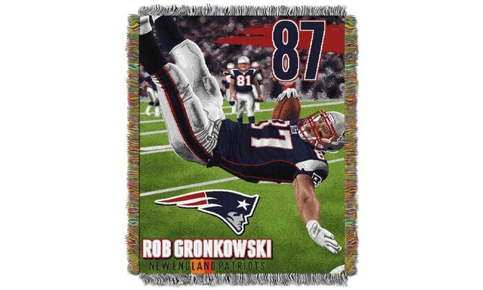 Nfl051 Rob Gronkowski Patriots Player Groupon