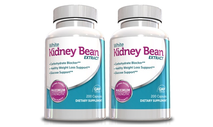 Buy It Now : Weight Loss Kit Pack Of 2 White Kidney Bean Extract w Free Waist Trimmer