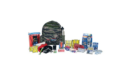 2-Person Deluxe Outdoor Survival Kit 96dae75d-6e1c-4330-a13c-5ae627636034