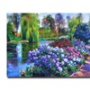 David Lloyd Glover Promise of Spring Canvas Print