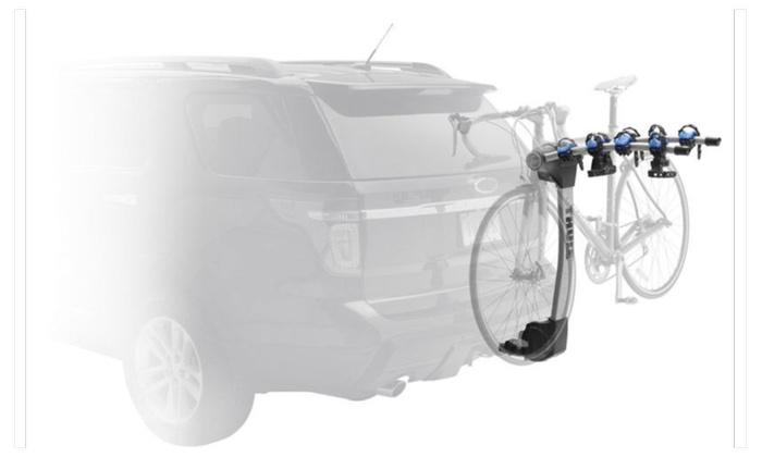 """Thule Apex 4 Bike (2"""" & 1.25"""" Rec.) - Model: 9025"""