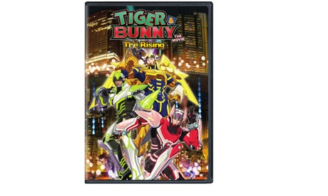 Tiger and Bunny The Movie 2: Rising 6549480c-2615-4dc6-a2ea-4b522494d978