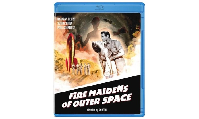 Topcat: Fire Maidens Of Outer Space (Blu-ray)