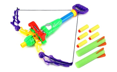 GT Mega Bow Crossbow Foam Dart Children's Kid's Toy Crossbow Playset 9c503693-7230-468c-b75b-3b10fe304bcf
