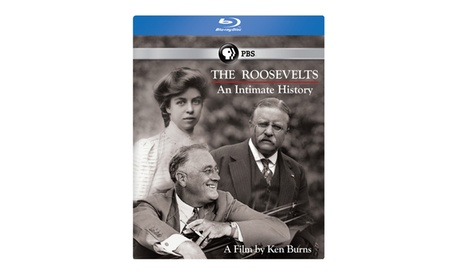 Ken Burns: The Roosevelts: An Intimate History Blu-ray 0240a282-4d95-4935-a212-9b8dfdf8a03a