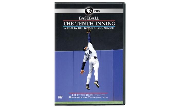 Baseball The Tenth Inning A Film By Ken Burns And Lynn Novick Dvd