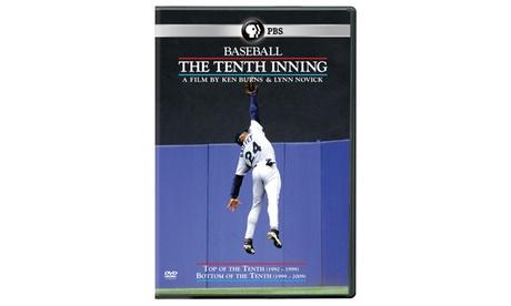 Baseball: The Tenth Inning, A Film By Ken Burns and Lynn Novick DVD 56b3f861-a9da-4927-b36f-b55774adc155