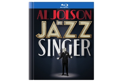 Jazz Singer, The (BD Book) 74997533-360f-4b73-a932-44158cd43255