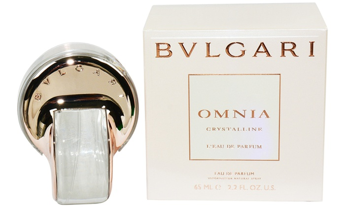 Bvlgari Omnia Crystalline Eau De Parfum Spray 2 2 Oz Groupon