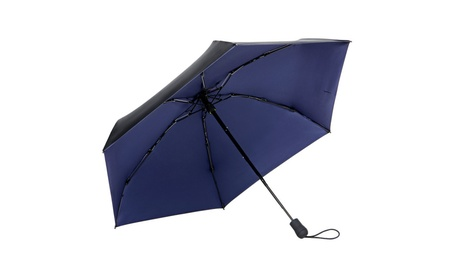 Ultra Lightweight Small Compact Travel Umbrella, Royal Blue 1cb46c2a-e158-417c-8a72-b679f21aa31b