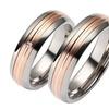 COI Jewelry Aircraft Grade Titanium Ring - JT1110A