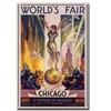 Glen Sheffer Worlds Fair Chicago Canvas Print