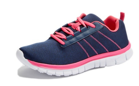 Womens Sneakers Athletic Knit Mesh Running Light Weight Running shoes