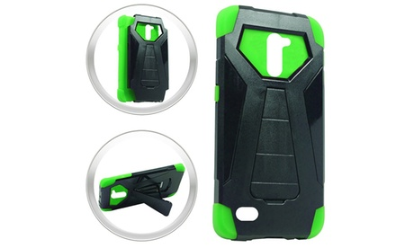 LG Leon H320 Power L22c Destiny Stealth Case Stand NeonGreen ba2a3f97-afe1-4e75-a178-6e71ec256408