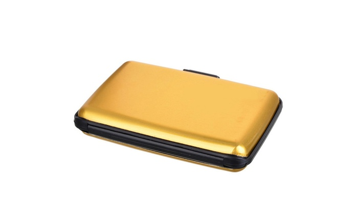 Image result for gold credit card holder