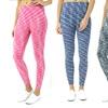 INDERO Junior Woman's  Space Dye Fleece Leggings