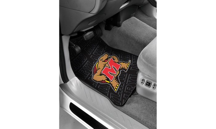 COL 343 Maryland Car Front Floor Mat