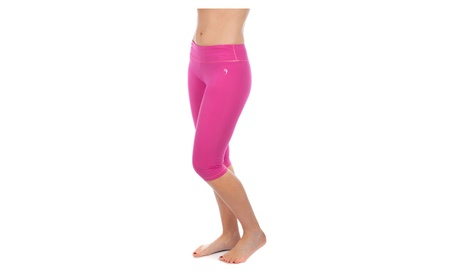 MissFit Activewear Cropped Performance Yoga Pants 2471c20d-be07-4a3c-b461-55da449c9bf7