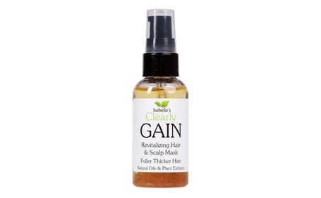 Clearly GAIN, Scalp Mask for Hair Growth. 2 Oz. 9179de97-ff4e-4a43-bd7a-c6d58a5bb969