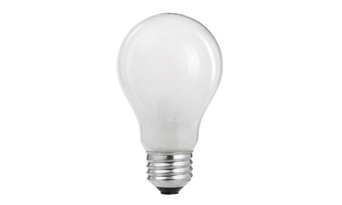 Bulb A19 53w 4pk