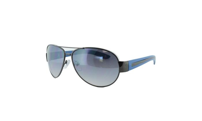 MLC EYEWEAR Retro Racer Inspired Aviator Sunglasses z8925