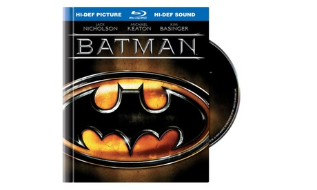 Batman: 20th Anniversary (BD) (Blu-Ray Book) 07d3cdef-6ac1-499f-9b97-f5303c268051
