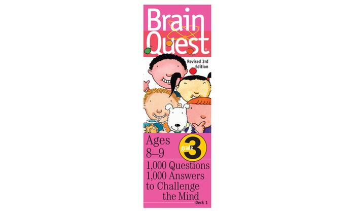 Brain Quest - 3rd Grade