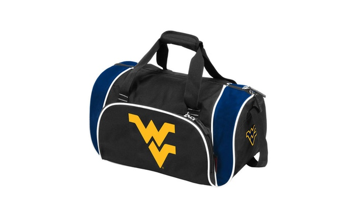 West Virginia Locker Duffel