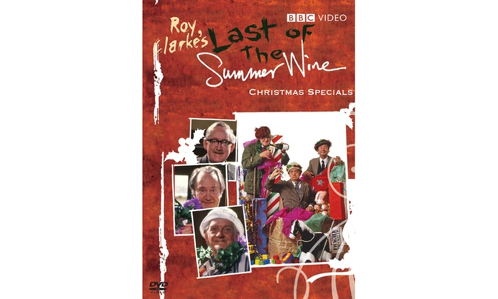 last of the summer wine christmas specials 1978 1982 dvd groupon