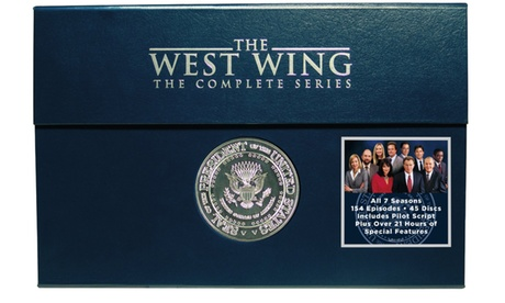 West Wing: The Complete Series Collection (DVD) 1e74b6ee-37da-4420-b1e3-e9597fe3f724