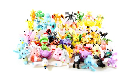 24Pcs Random Pokemon Monster Action Figures Cute Toys Great Gift ed446b40-023c-406d-9c9b-67d5c6b4777a