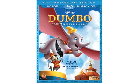 Dumbo 70th Anniversary Edition 4b3191b9-4786-4c03-b64c-a27f92b1521c