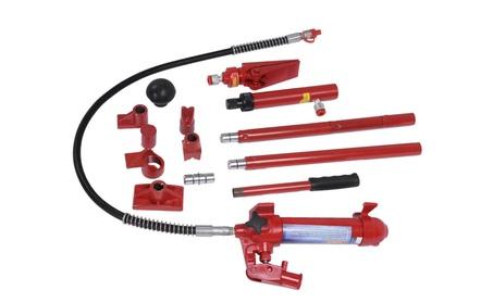 4 Ton Porta Power Hydraulic Jack Body Frame Repair Kit Auto Shop Tool b66e7149-de82-4593-a659-2567e0bb0d2e
