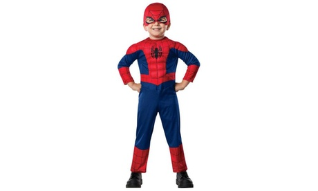 Ultimate Spider-Man Toddler Costume b6871b18-2876-4086-8be3-6096c67bb09f