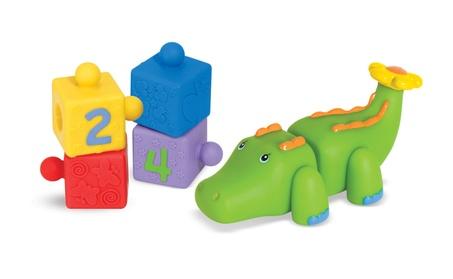 Melissa Doug Pop Blocs Crocodile 9180 afc998d1-945f-4764-a63d-b6b8c5bc5344