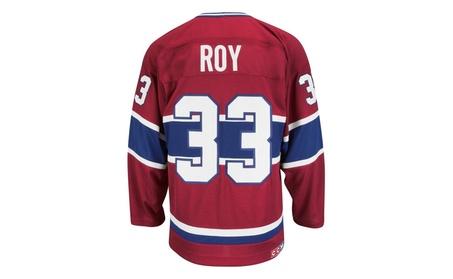 Mens Patrick Roy Montreal Canadiens CCM Premier Throwback Jersey b7f6a751-36ad-46e4-bca0-e12bd95e03ec