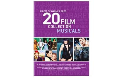 Best of Warner Bros. 20 Film Collection Musicals (DVD) 2b164b16-161a-4c57-824b-803191e5697c