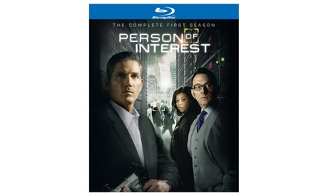 Person of Interest: The Complete First Season (Blu-ray) ca3829d4-ff6e-4b49-b73a-3ecee8d14518
