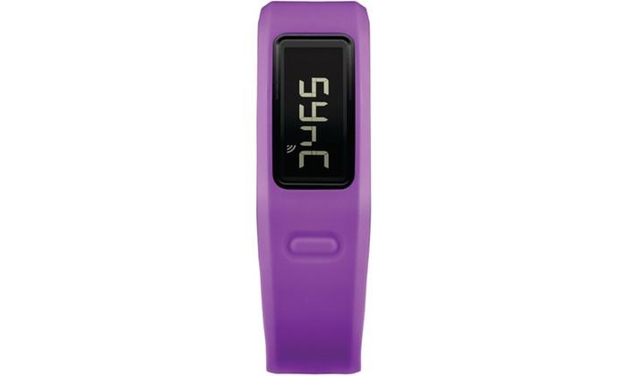 Garmin 0100122502 Vivofit Fitness Band (purple)
